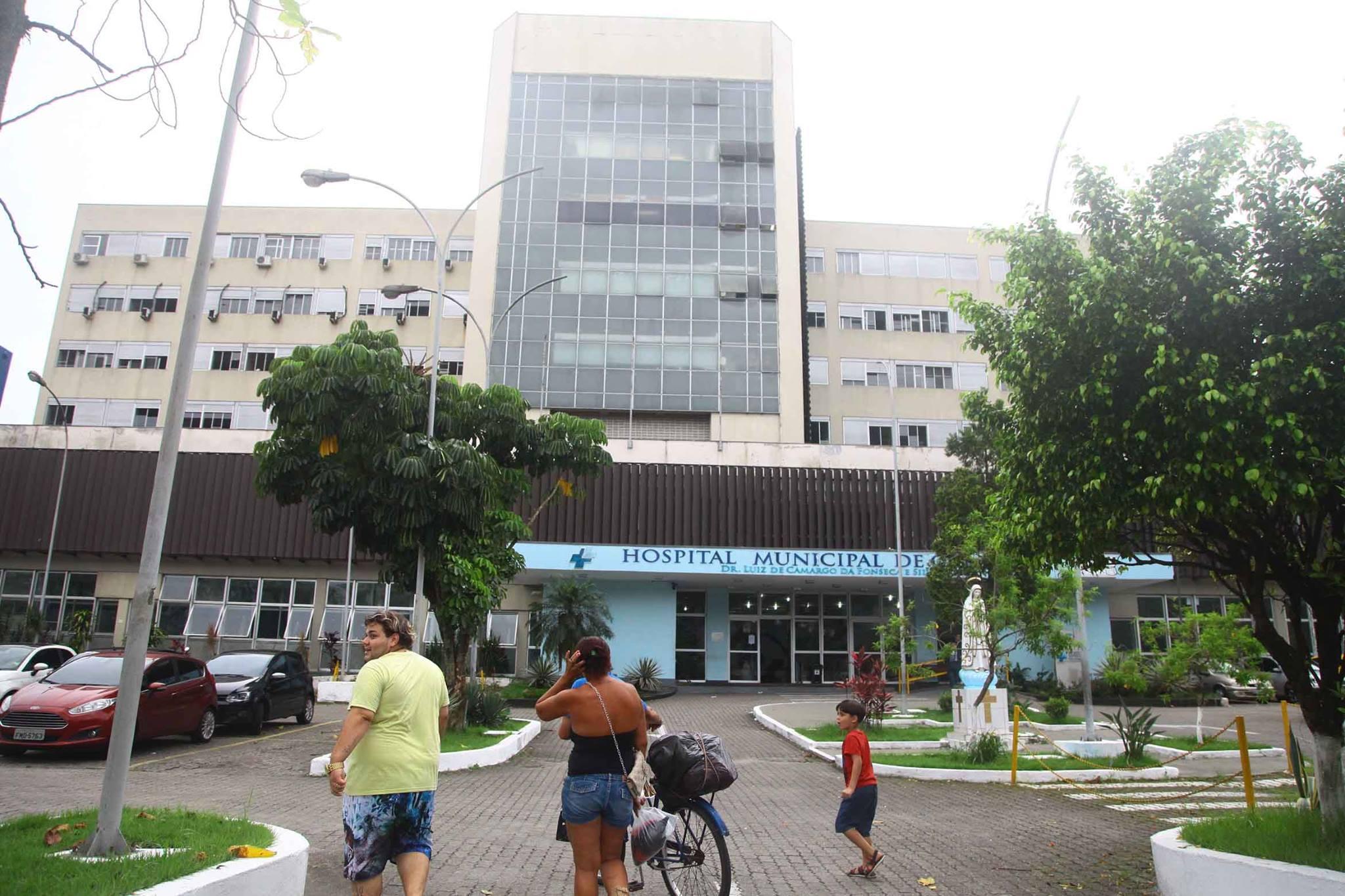 Hospital vive a maior crise de sua história. Foto: Raimundo Rosa.