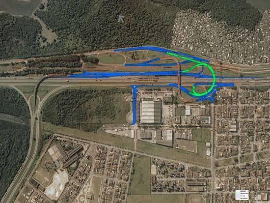 O viaduto que era uma solução está virando um problemão no Jardim Casqueiro.