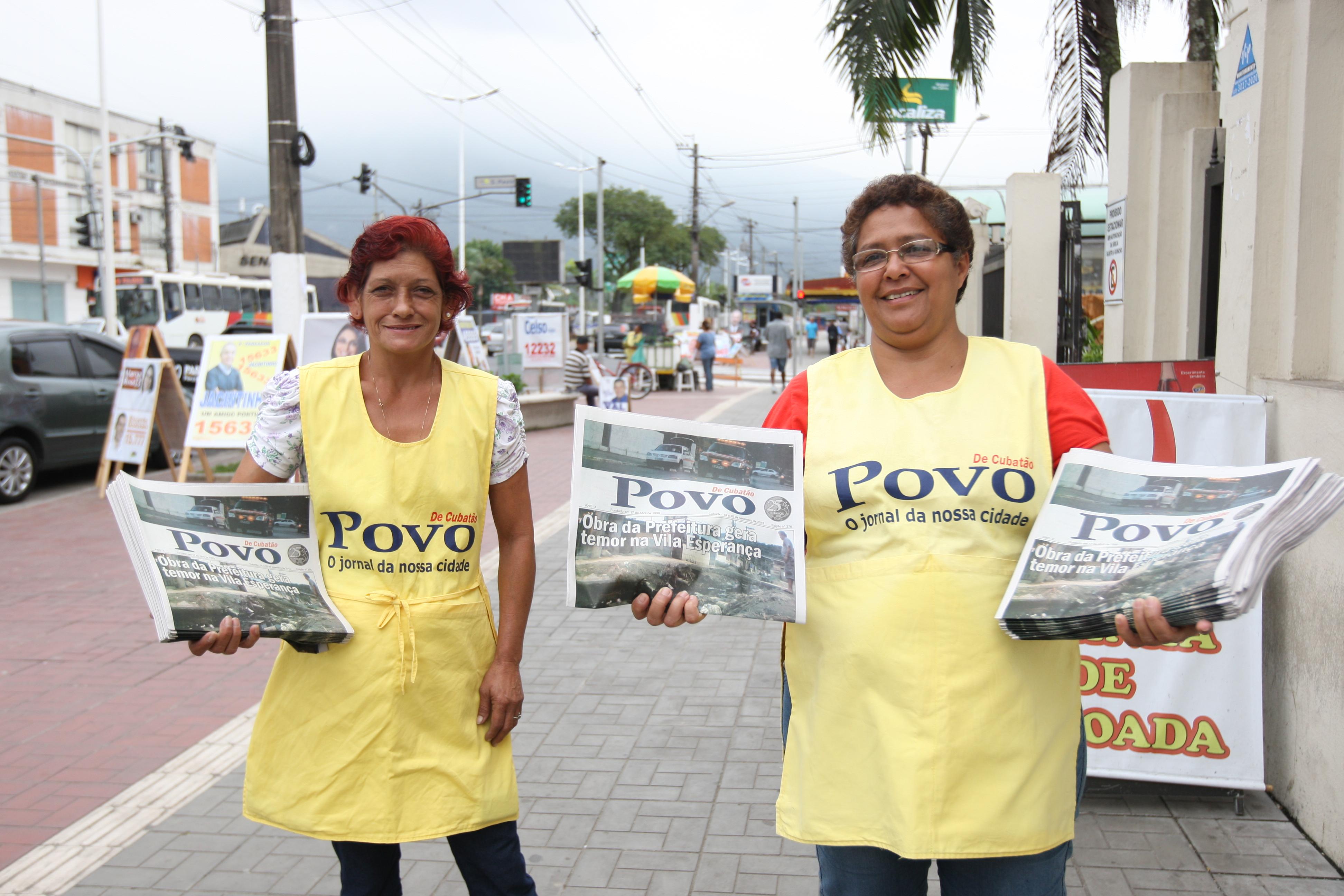 Jornal tradicional e influente na cidade de Cubatão